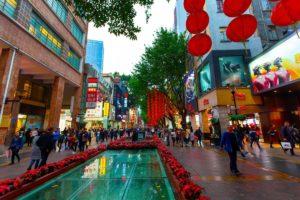 China and monetary policies