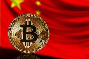 China and crypto market
