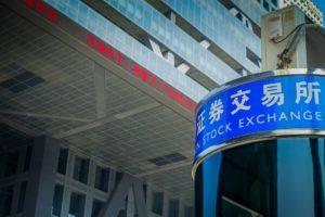 Stocks and China