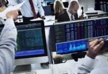 Stocks on Monday