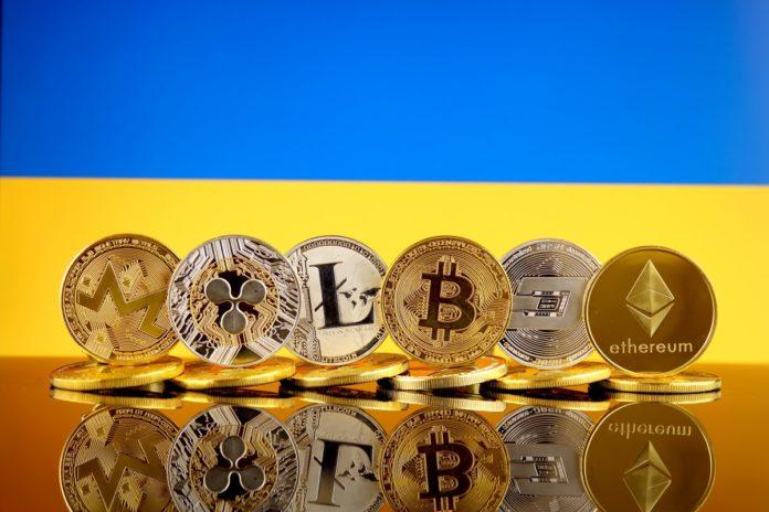 Ukraine and crypto market