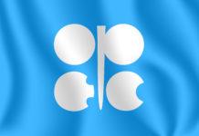 Wibest – Oil petroleum: OPEC flag.