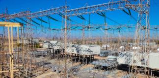 Wibest – Eskom: Energy distribution plant.