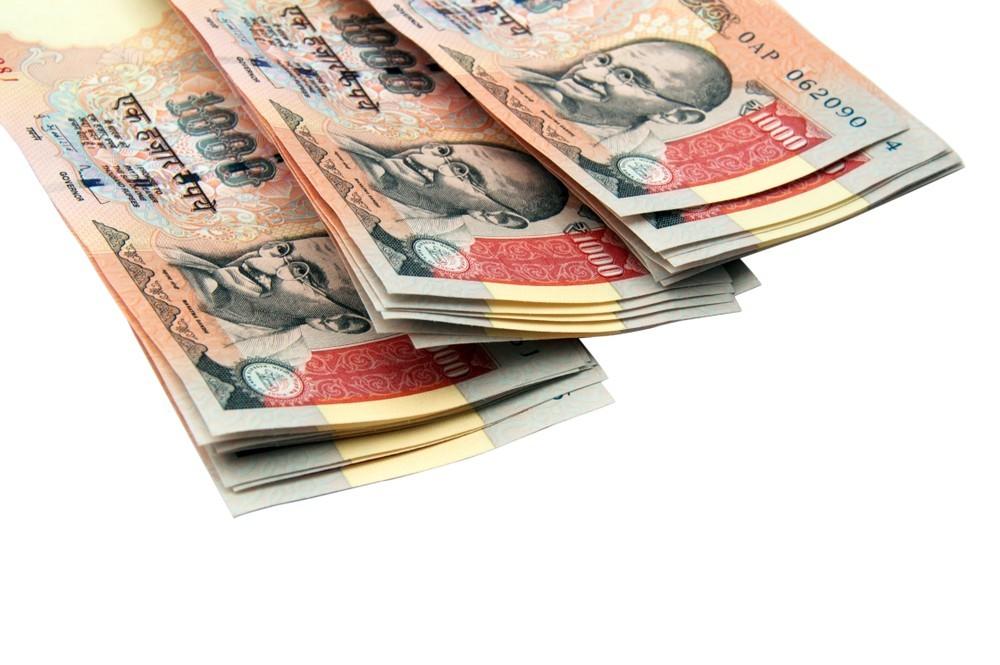 Wibest – Rupees: Indian rupee bills.