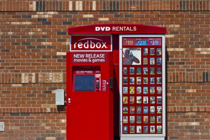 Redbox: RedBox Retail Kiosk