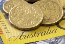 Wibest – Australian Money: Australian dollar bills and coins.