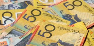 Wibest – Australian Money: Australian dollar banknotes.