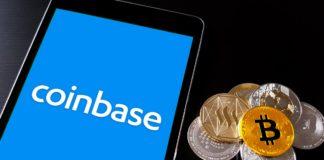 Visa and crypto industry, Coinbase
