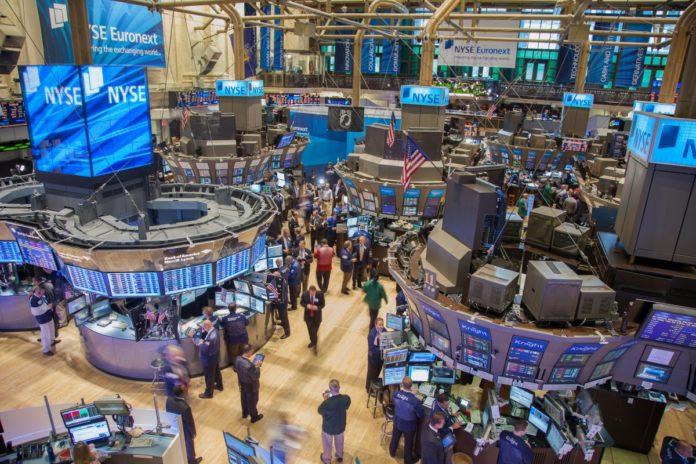 Stocks and trade war