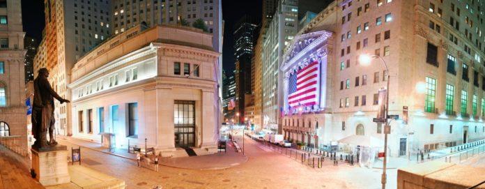 Stocks markets on Wednesday