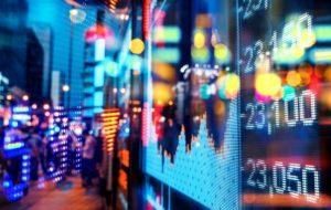 Stocks on Wednesday