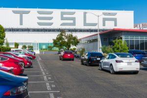 Tesla and stocks