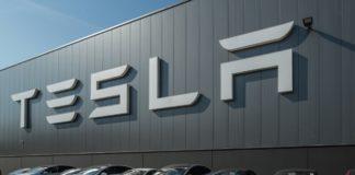Shares of Tesla