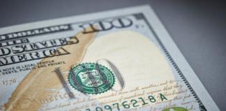 close up of US dollar; fx market concept – WibestBroker