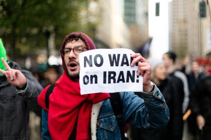 no war on iran written on paper – WibestBroker