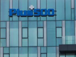 Plus500: Plus500 Office.
