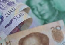 Wibest –Chinese yuan bills.
