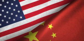 fx market; us and china flag together – wibestbroker