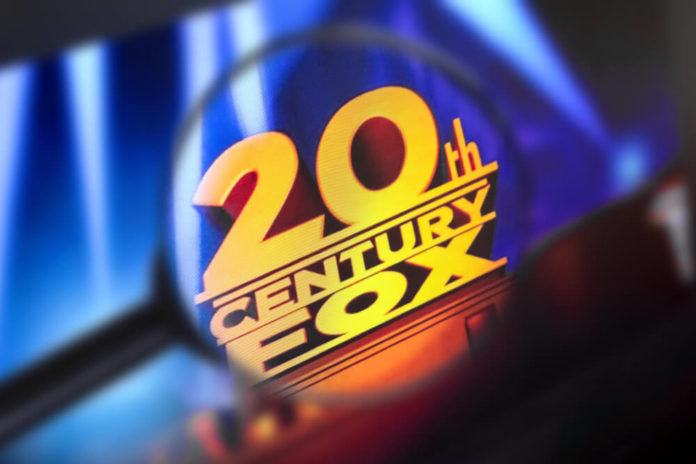 Home page of the 20th century fox