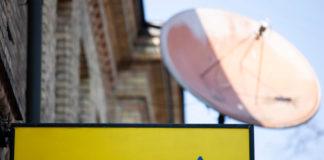 Garmin Logo And Sign Or Signboard.