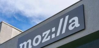 Mozilla Foundation sign on office
