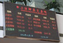 Stocks around the world, Asian stock markets trade higher