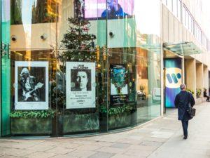 Warner Music and stocks