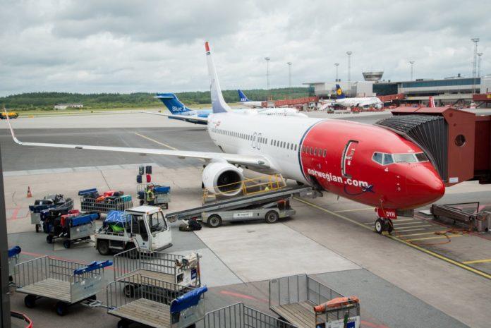 Norwegian Air and NBX