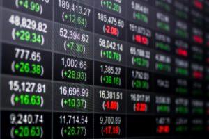 Stock markets on Tuesday