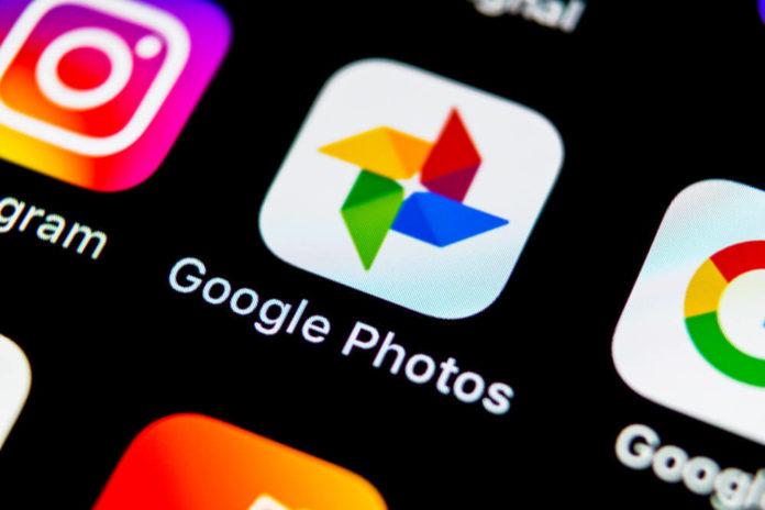 Google Photos plus application icon.