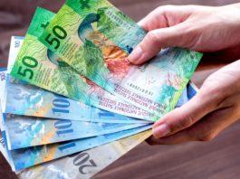 Dollar and Swiss franc