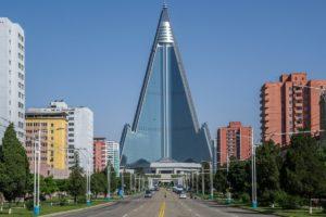 North Korean regime and crypto crimes