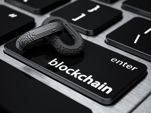 blockchain on keyboard – WibestBroker