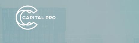 CAPITAL PRO UA logo