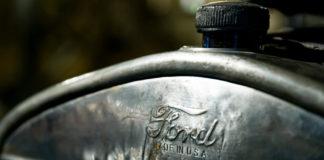 Ford logo, vehicle
