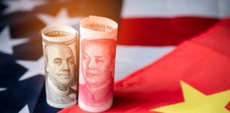Yuan hits high while Yen falls due to coronavirus fears