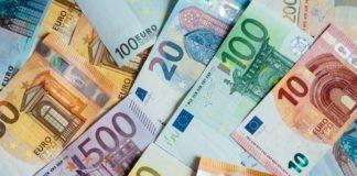 European currencies and dollar