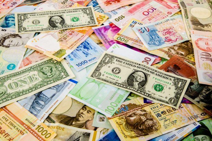 Australian and New Zealand dollars lowered on Thursday