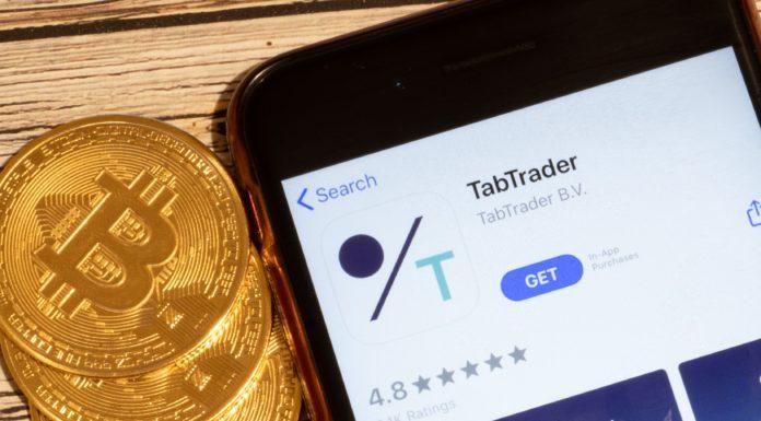 Mobile crypto trading terminal