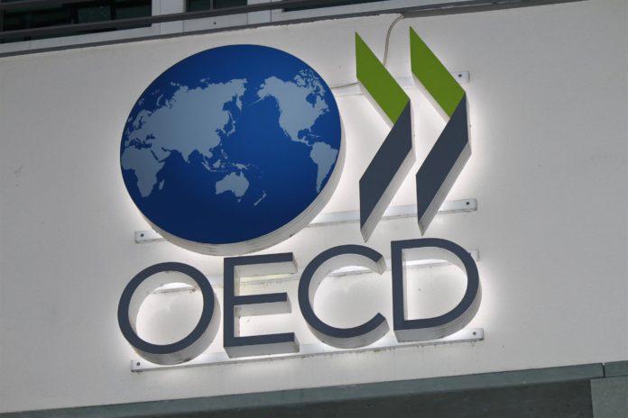 oecd, Economic impact of the coronavirus pandemic
