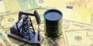 Price of oil per barrel rise amid weak US dollar
