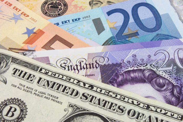 The U.S. dollar weakened
