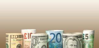 Aussie, kiwi, dollar
