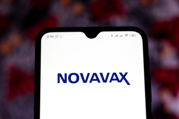 Novavax and U.S. government