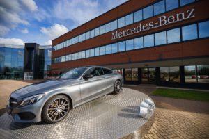 Mercedes-Benz and blockchain technology