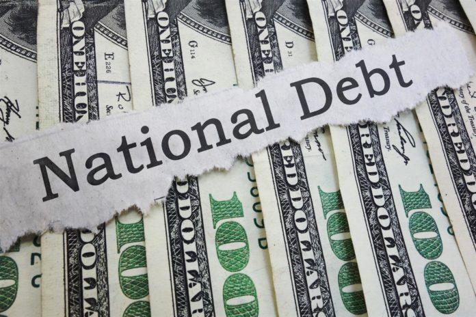 National debt and interesting details
