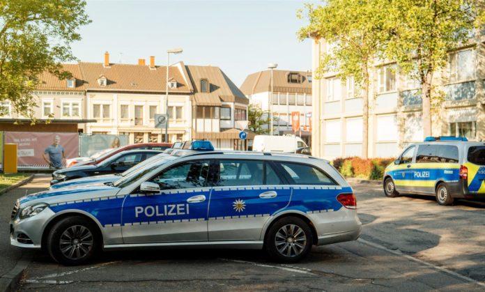 German police and FBI