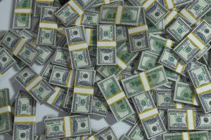 Pile of Dollars - Demo vs. Real accounts