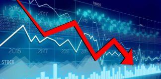 economy and dollar, stock market