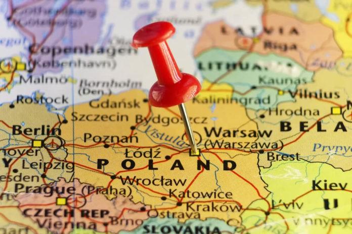 Warsaw capital of Poland